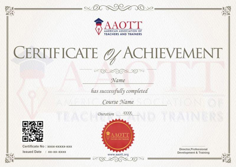 certificate training montessori international ntt institute